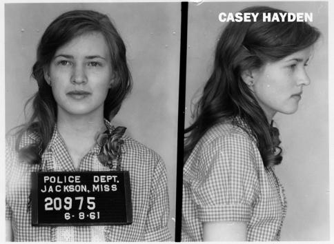 CASEY HAYDEN