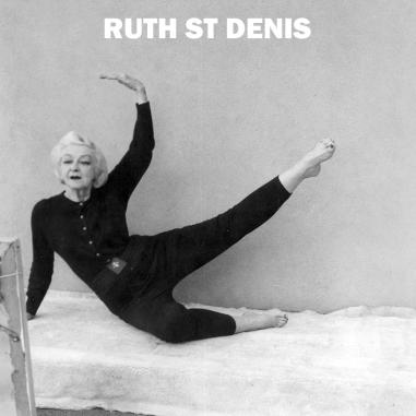 RUTH ST DENIS
