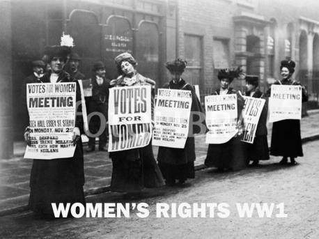 WW1 WOMEN